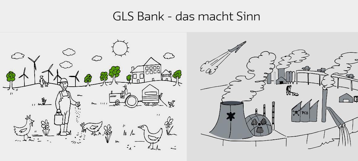 GLS Gewinnmaximierung: Widersprechen Werte dem wirtschaftlichen Erfolg?