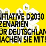 D2030: Online-Dialog zur Zukunft Deutschlands