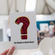 Werte und Wandel im World Café: Demokratie und Freiheit
