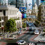 Eike Wenzel: Ohne Lenkrad in die Zukunft