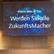 Elita Wiegand: Zukunft gestalten – die ZukunftsMacher!