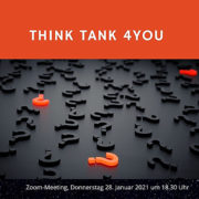 Zoom-Meeting: THINK TANK 4YOU